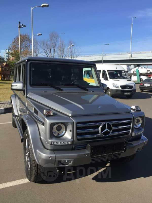 Mercedes-Benz G-Class, 2015 год, 4 450 000 руб.