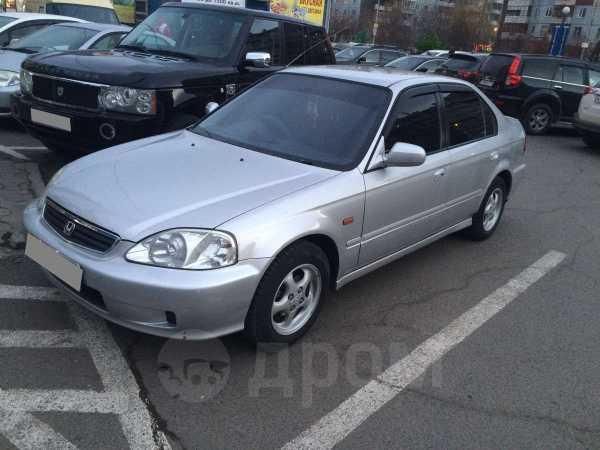 Honda Civic Ferio, 1999 год, 196 000 руб.