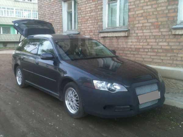 Subaru Legacy, 2007 год, 410 000 руб.
