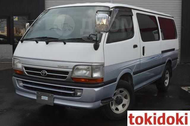 Toyota Hiace, 2002 год, 280 000 руб.