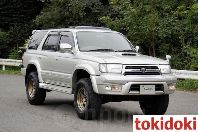 Toyota Hilux Surf, 1999 год, 310 000 руб.