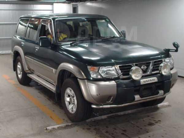Nissan Safari, 1998 год, 540 000 руб.