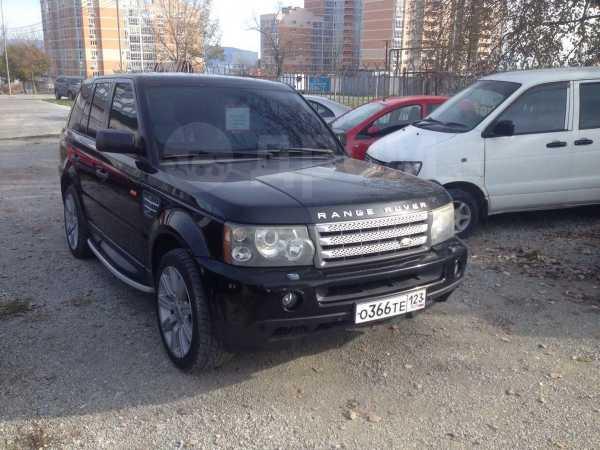 Land Rover Range Rover Sport, 2005 год, 680 000 руб.