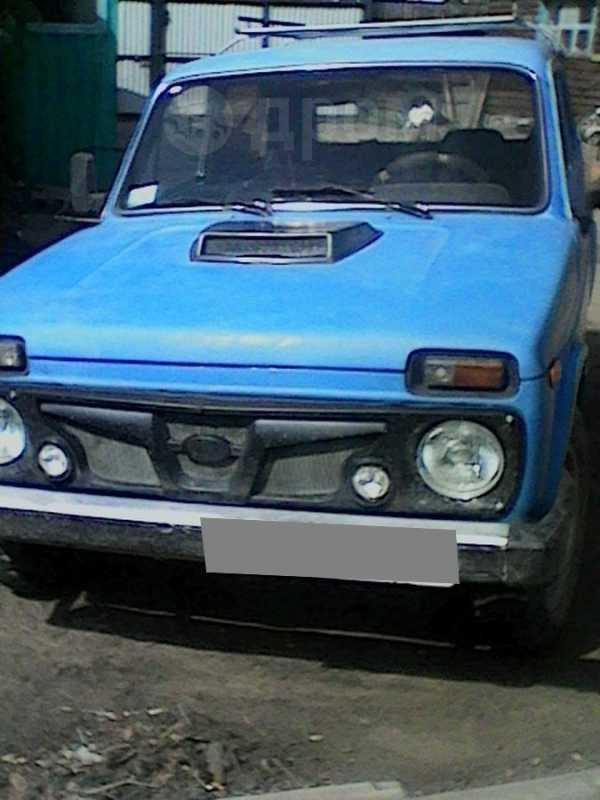 Лада 4x4 2121 Нива, 1983 год, 70 000 руб.