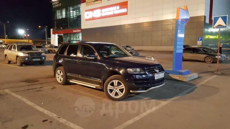 Volkswagen Touareg, 2006 год, 710 000 руб.