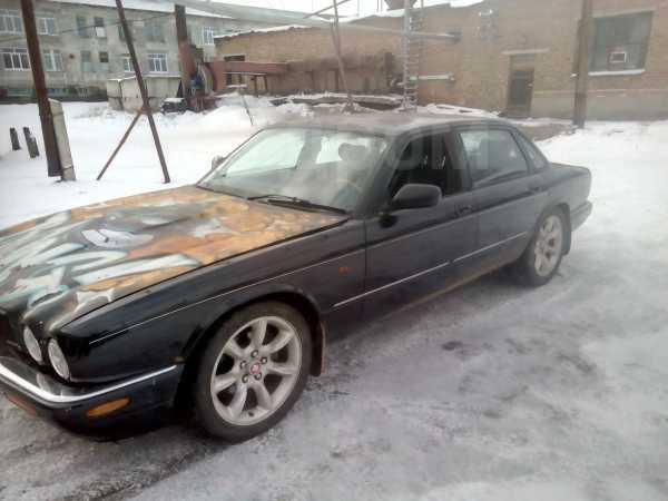 Jaguar XJ, 2000 год, 600 000 руб.