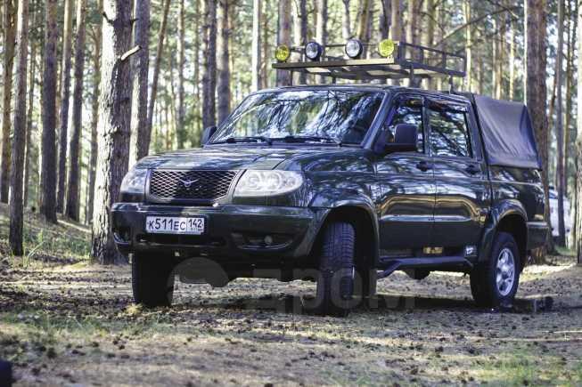 УАЗ Патриот Пикап, 2013 год, 490 000 руб.