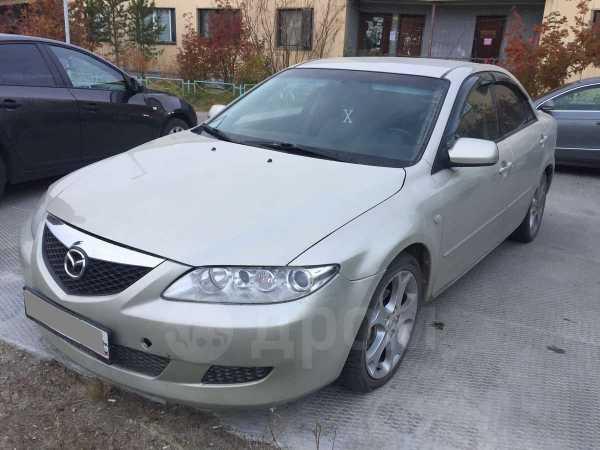 Mazda Mazda6, 2004 год, 180 000 руб.