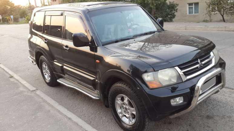 Mitsubishi Pajero, 2001 год, 550 000 руб.