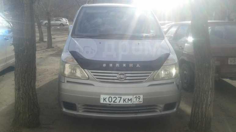 Nissan Serena, 2004 год, 415 000 руб.
