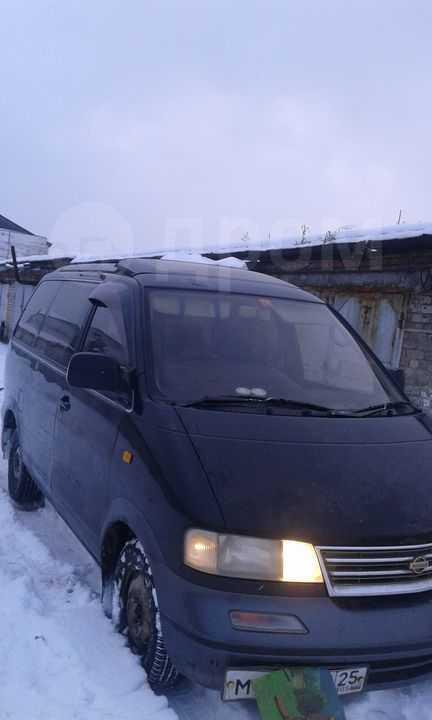 Nissan Largo, 1993 год, 140 000 руб.