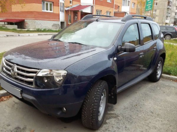 Renault Duster, 2014 год, 680 000 руб.