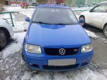 Volkswagen Polo, 2000 г., Барнаул
