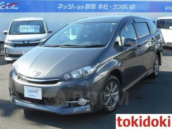 Toyota Wish, 2014 год, 890 000 руб.