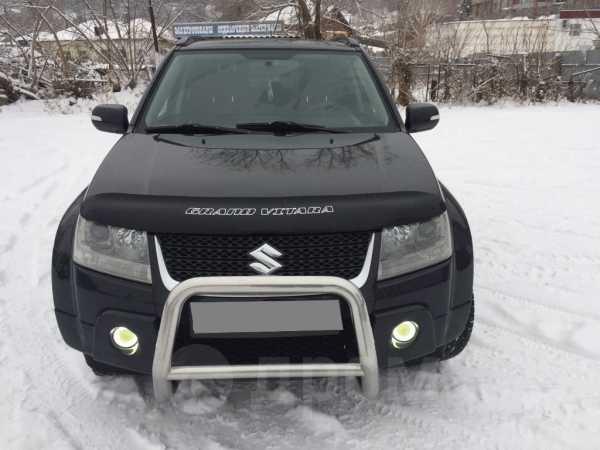 Suzuki Grand Vitara, 2008 год, 635 000 руб.