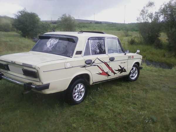 Лада 2106, 1987 год, 70 000 руб.
