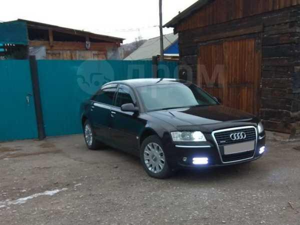 Audi A8, 2007 год, 790 000 руб.