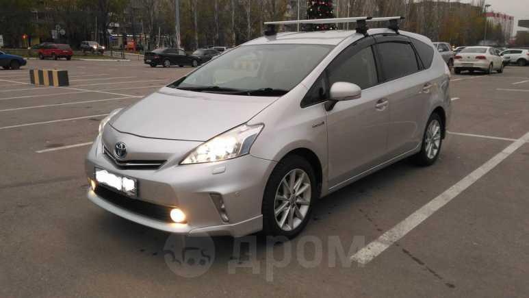 Toyota Prius a, 2011 год, 940 000 руб.
