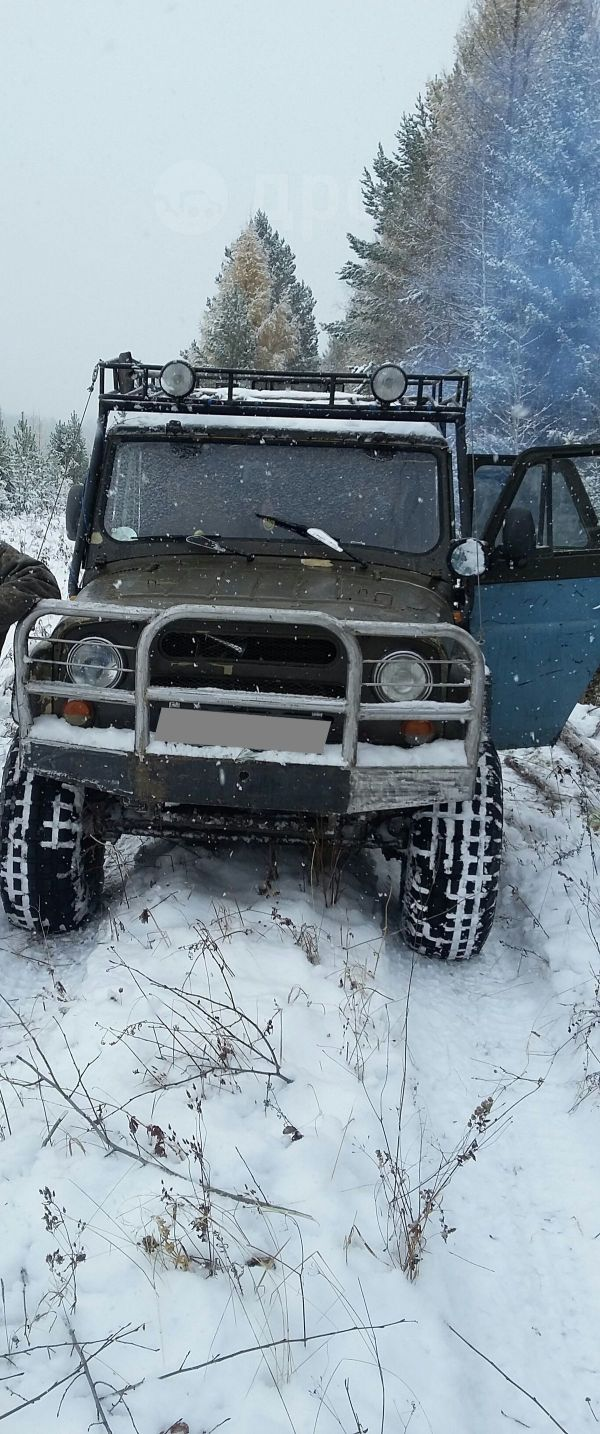 УАЗ 469, 1991 год, 300 000 руб.