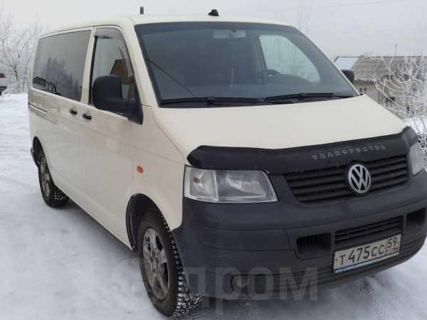 Volkswagen Transporter, 2004 год, 580 000 руб.