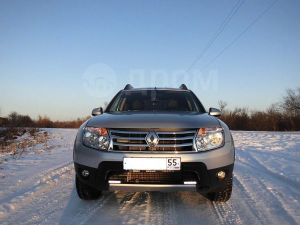 Renault Duster, 2012 год, 650 000 руб.