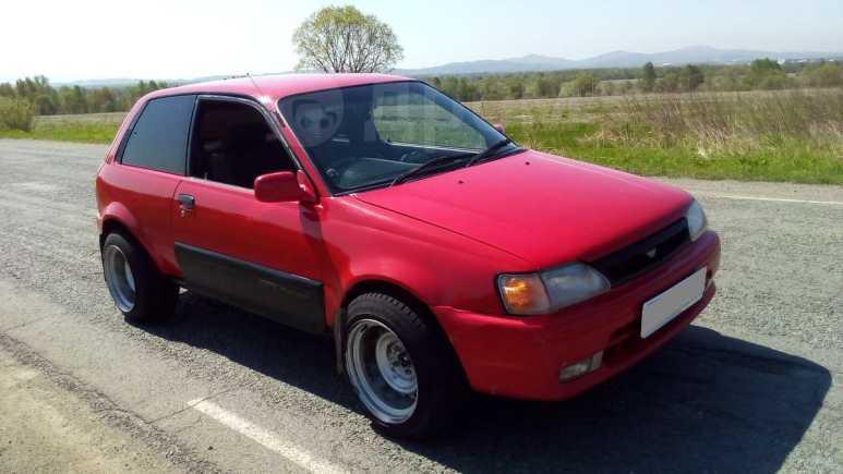 Toyota Starlet, 1991 год, 180 000 руб.