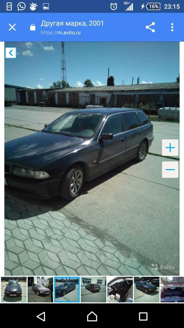 BMW 5-Series, 2001 год, 330 000 руб.