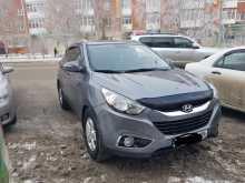 Ханты-Мансийск ix35 2012