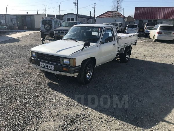 Toyota Hilux Pick Up, 1987 год, 199 000 руб.