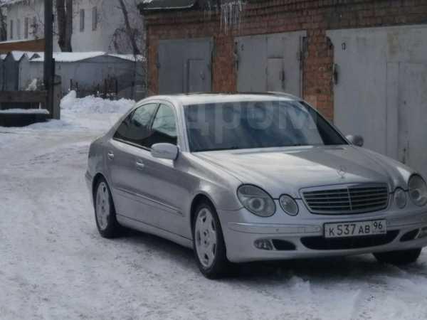 Mercedes-Benz E-Class, 2002 год, 497 000 руб.