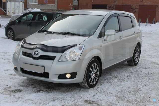 Toyota Corolla Verso, 2008 год, 480 000 руб.