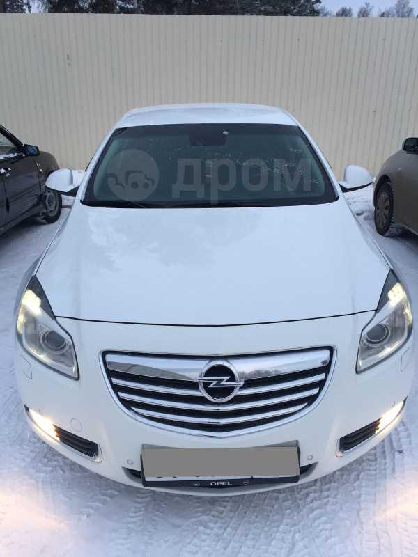 Opel Insignia, 2011 год, 700 000 руб.