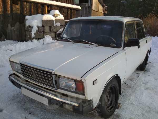 Лада 2107, 1996 год, 33 000 руб.