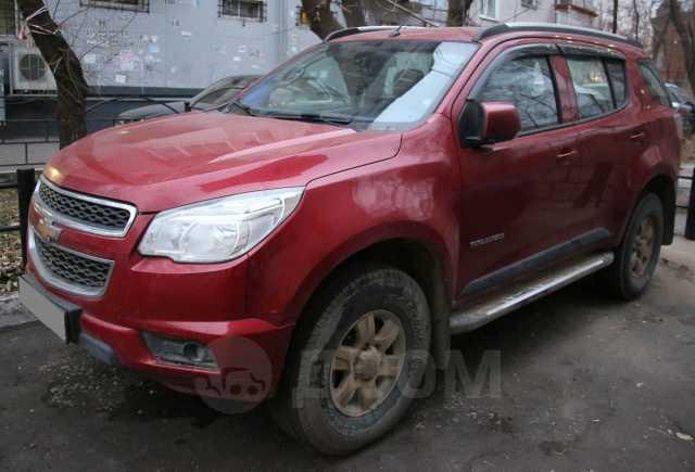 Chevrolet TrailBlazer, 2013 год, 1 050 000 руб.
