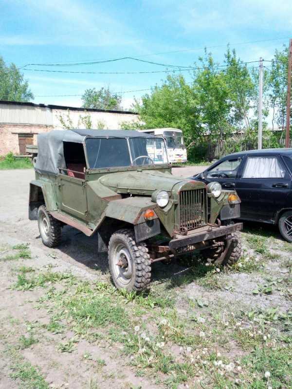 ГАЗ 67, 1957 год, 120 000 руб.