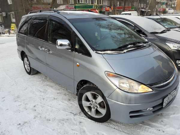 Toyota Previa, 2001 год, 550 000 руб.