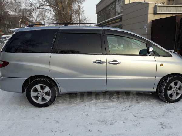 Toyota Previa, 2001 год, 560 000 руб.