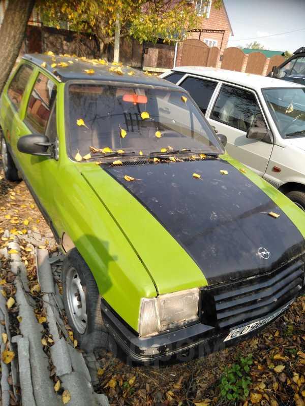 Opel Corsa, 1985 год, 32 000 руб.