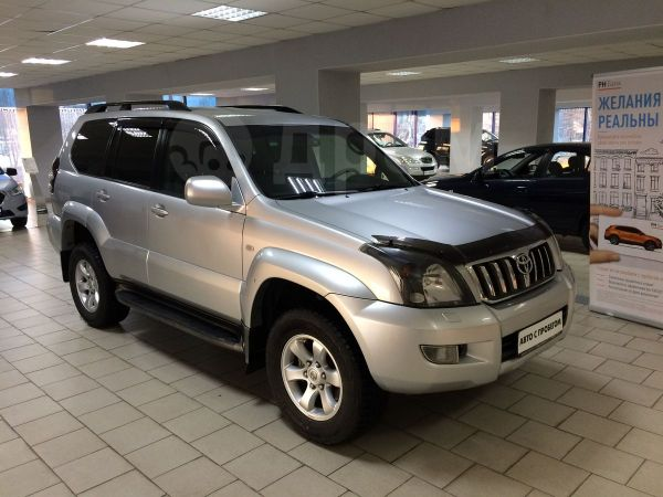 Toyota Land Cruiser Prado, 2006 год, 1 175 000 руб.