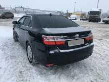 Сургут Тойота Камри 2017