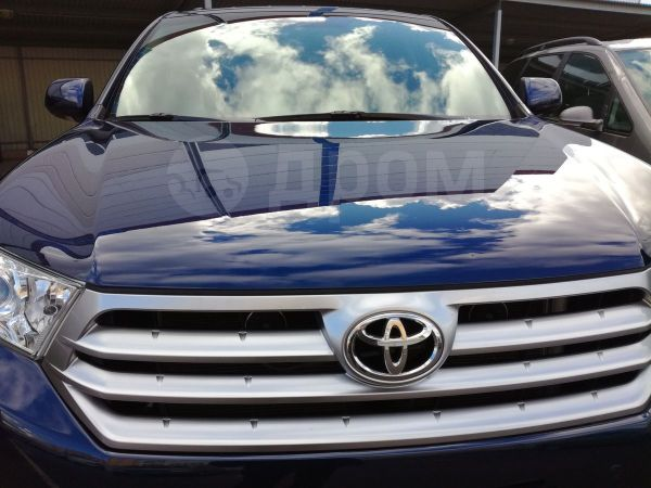 Toyota Highlander, 2013 год, 1 530 000 руб.