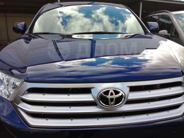 Toyota Highlander, 2013 год, 1 520 000 руб.