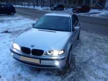 BMW 3, 2002 г., Новосибирск