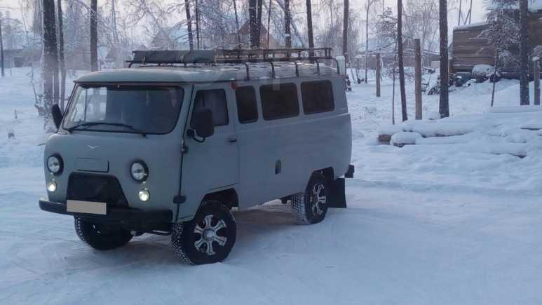УАЗ Буханка, 2014 год, 320 000 руб.