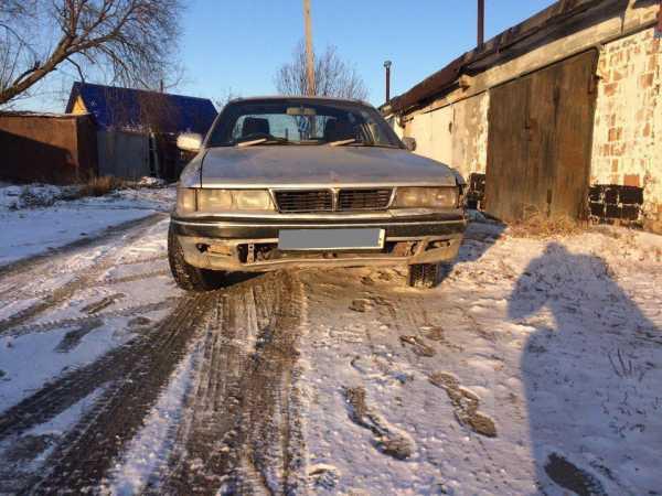 Mitsubishi Galant, 1988 год, 34 000 руб.
