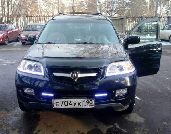 Acura MDX, 2004 год, 430 000 руб.