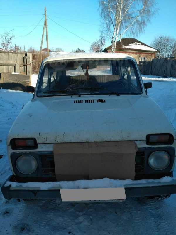 Лада 4x4 2121 Нива, 1991 год, 80 000 руб.