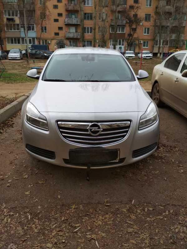 Opel Insignia, 2010 год, 560 000 руб.