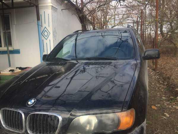 BMW X5, 2003 год, 698 000 руб.