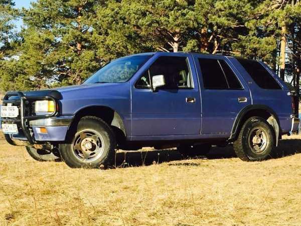 Isuzu Rodeo, 1992 год, 185 000 руб.